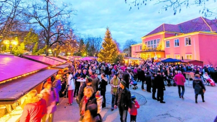 Weihnachtsmarkt Bad Wörishofen - eine Reise wert