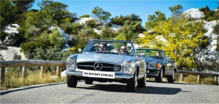 Die legendäre Cabrio Tour!