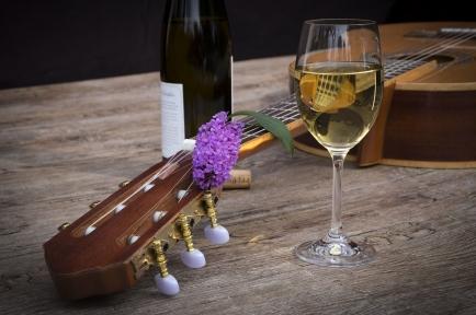 Viel Vergnügen bei der musikalischen Unterhaltung.
