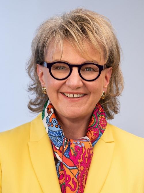 Romana Heuberger, Präsident/in